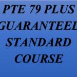 PTE 79 Plus Standard course