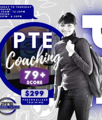 PTE One month course 299$ Limited time offer only